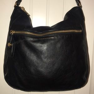 Marc by Marc Jacobs Large Leather Hobo Bag Purse